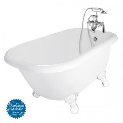 American Bath Factory T040DWHR
