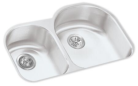 Elkay ELUHE3119L Harmony Undermount Double Basin Stainless Steel Sink