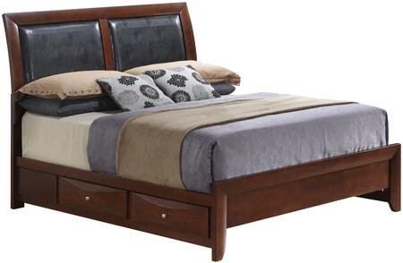 Glory Furniture G1550DKSB2  King Size Storage Bed