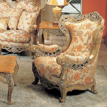 Yuan Tai LL2000C Fabric with Wood Frame