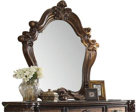 Acme Furniture 21104 Versailles Series Rectangle Portrait Dresser Mirror