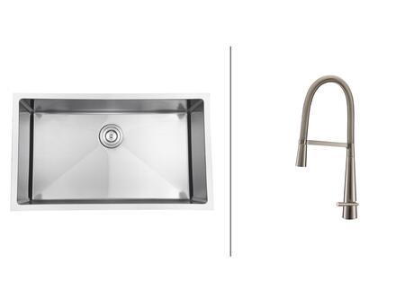 Ruvati RVC2304 Kitchen Sink