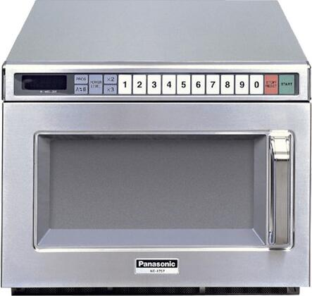 Panasonic NE1757R Countertop Microwave