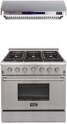 Kucht 722030 Kitchen Appliance Packages