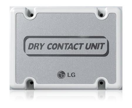 LG PQDSBC Air Conditioner Cooling Area,