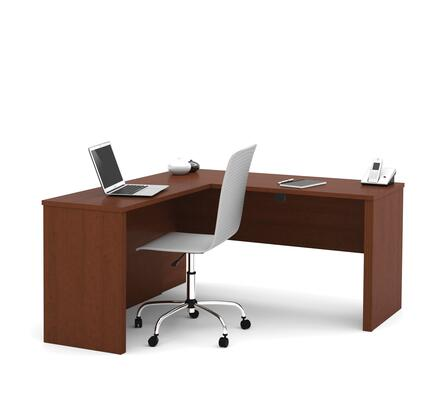 Bestar Furniture 99420 Prestige + L-shaped workstation