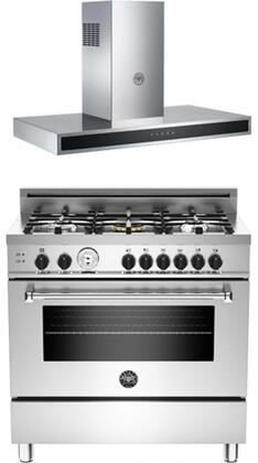 Bertazzoni 714849 Kitchen Appliance Packages