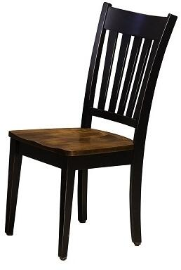 Chelsea Home Furniture 4650223CHBMC Noras Series  Wood Frame Dining Room Chair