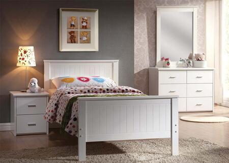 Acme Furniture 30025TDMN Bungalow Twin Bedroom Sets
