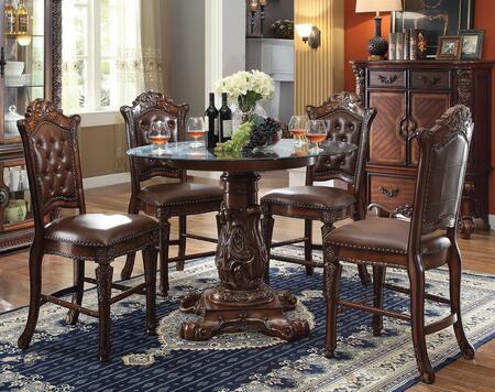 Acme Furniture 62030T4C Vendome Bar Table Sets