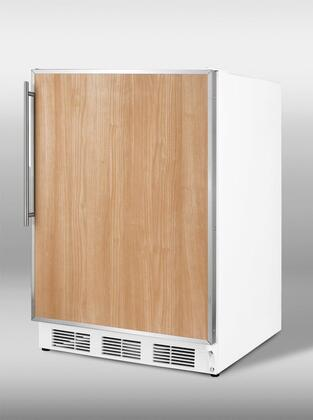 Summit VT65M7FRADA  Freezer with 3.5 cu. ft. Capacity