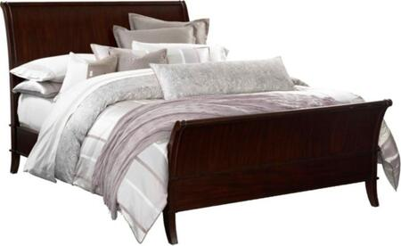 Broyhill ANTIQUITYBEDK Antiquity Series  King Size Sleigh Bed