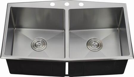 C-Tech-I LIX100 Kitchen Sink