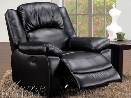 Acme Furniture 59008 Mitter Series Contemporary Leather  Recliners
