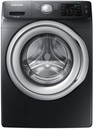 Samsung Wf45n5300av 27 Inch Smart Black Stainless Steel 45 Cu Ft