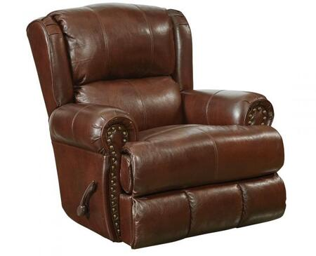 Catnapper 47636128319308319 Duncan Series Leather Metal Frame  Recliners