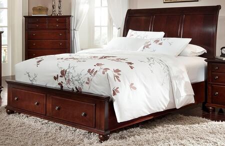 Broyhill HAYDENSLEIGHDCCK  California King Size Sleigh Bed