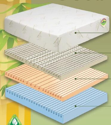 Boyd IMNF933TW Pure Form 3000 Series Twin Size Standard Mattress