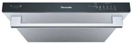 Thermador DWHD410GFM Masterpiece Series Built-In Fully Integrated Dishwasher with in Stainless Steel