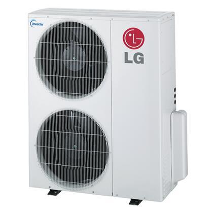 LG LMU369HV Mini Split Air Conditioner Cooling Area, |Appliances Connection
