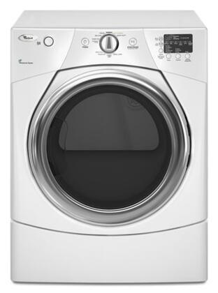 Whirlpool WGD9250WW  Gas Dryer, in White