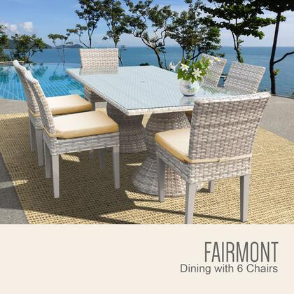 FAIRMONT RECTANGLE KIT 6C SESAME