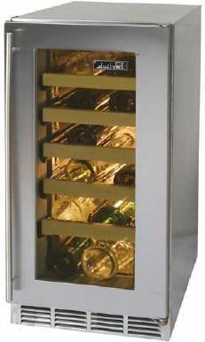 """Perlick HP15WS4RDNU 14.875"""" Freestanding Wine Cooler"""