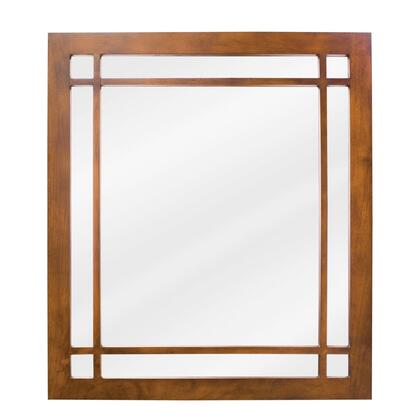 Lyn Design MIR037 Westcott Wright Series Rectangular Both Bathroom Mirror