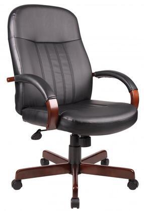 "Boss B8376M 27"" Adjustable Contemporary Office Chair"