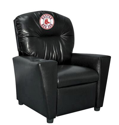 Imperial International 209-20 MLB Themed Faux Leather Tween Recliner