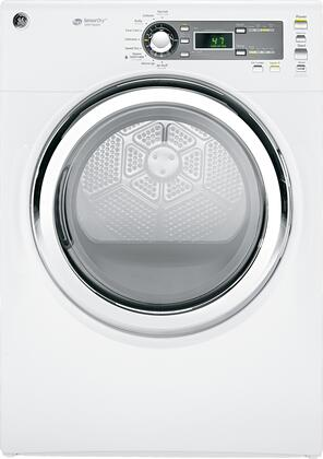 GE GFDS150EDWW Electric Dryer