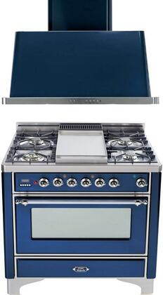 Ilve 720126 Kitchen Appliance Packages