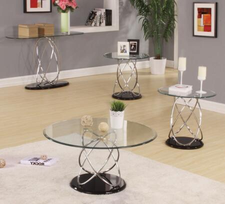 Acme Furniture 80795CS2E Deron Living Room Table Sets