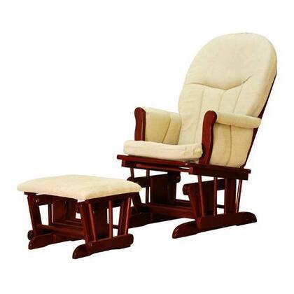 AFG GL7026C Athena Series  Glider  Rocking Chair