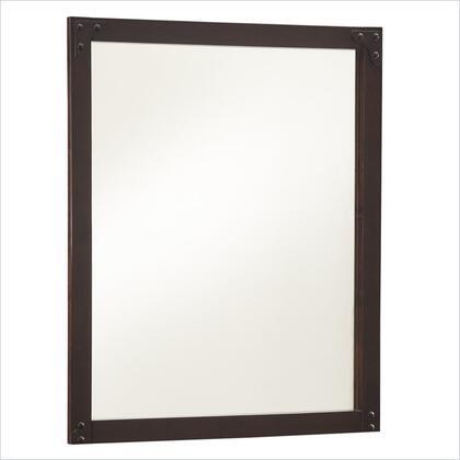 Powell 215021  Rectangular Portrait Dresser Mirror