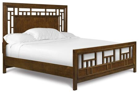 Magnussen B176955Q Jaffrey Series  Queen Size Panel Bed