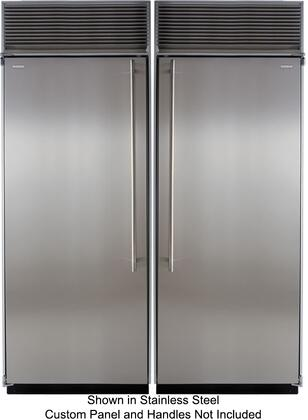Marvel M60CRFWP Side-By-Side Refrigerators