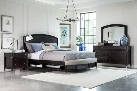 Broyhill 4257CKPSBNDM Vibe California King Bedroom Sets