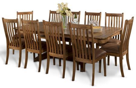 Sunny Designs 1121RODT10C Sedona Dining Room Sets