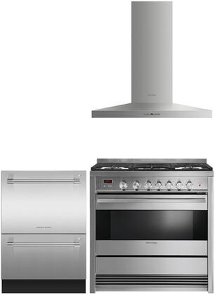 Fisher Paykel 718382 Kitchen Appliance Packages