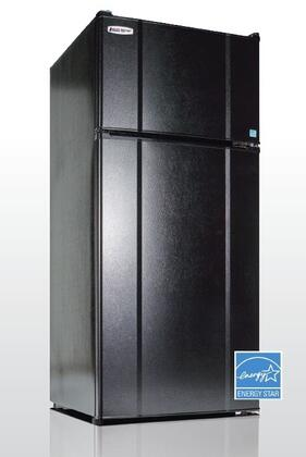 MicroFridge 10.3RMF4 Freestanding Refrigerator with 10.3 Cu. Ft. Capacity, Zero-Degree Freezer, Smart Store Door and Stay-Fresh Drawer and Right Hinge Door in