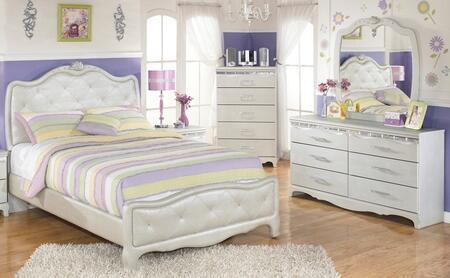 Milo Italia BR270TUBDMN Greene Twin Bedroom Sets