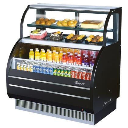 Turbo Air TOMW50SB  Freestanding Refrigerator