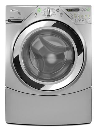 """Whirlpool WFW9750WL 27"""" Front Load Washer 