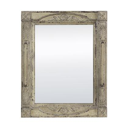 Sterling 1281038 Fairbury Series Rectangle Portrait Wall Mirror