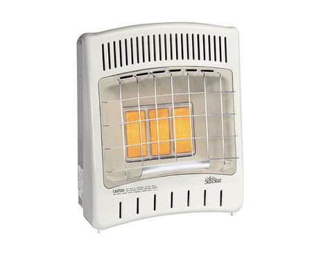 Sunstar SC30M1X Manual Control SC30 Vent-Free Radiant Room Heater