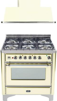 Ilve 720115 Majestic Kitchen Appliance Packages