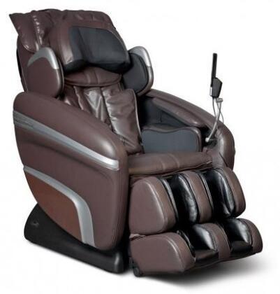 Osaki OS6000BROWN Full Body Shiatsu/Swedish Massage Chair