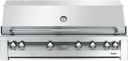 Vintage VBQ56SZGNG Built In Grill, in Stainless Steel