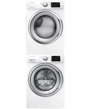 Samsung SAM3PCFL27GSTCKWKIT1 5200 Washer and Dryer Combos